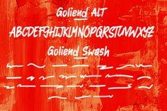 Goliend || spooky font Product Image 4