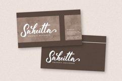 Aulletta - Romantic Font Product Image 4