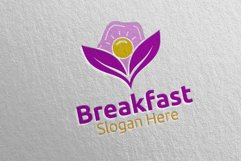 Fast Food Breakfast Delivery Logo 18 Product Image 3