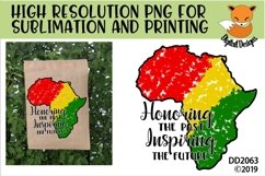 Black History Month African American History Sublimation Product Image 1