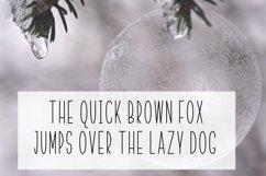 Overcoat & Snowflake Extras  Product Image 2