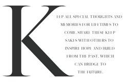 Sharis Serif Typeface Product Image 5