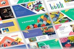Vantela - Pop Art & Grafitti Powerpoint Template Product Image 1