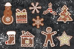 Christmas Gift Box Clipart Product Image 2