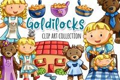 Goldilocks and the Three Bears Product Image 1