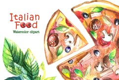 Food Watercolor Clip Art Product Image 6
