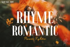 Flower Rhyme Product Image 2