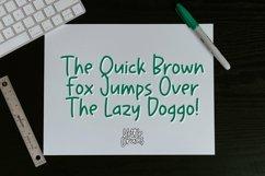 Web Font Kettledrums - Handrawn Font Product Image 2