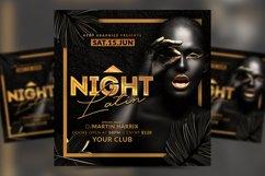 Latin Night Flyer Product Image 1