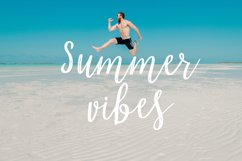 Marmelade summer font Product Image 4