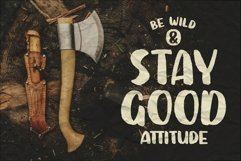 SUTTER CAMP - Adventure Typeface Product Image 2