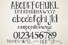 Go Doodling, Scratching Font Product Image 5