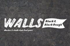 Walls Black & Walls Rough Black Product Image 1