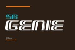 SB Genie - Op Art Font Product Image 1