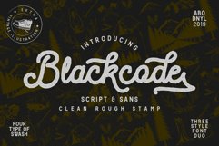 Blackcode -vintage duo- Product Image 1