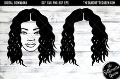 Afro Hair - Kinky Curly Natural Black Loose Medium Product Image 1
