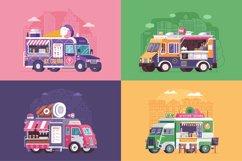 Street Food Trucks and Vans Product Image 1