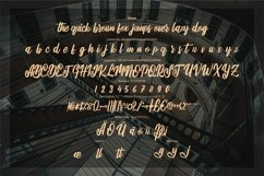 The Bustonh   Modern Style Font Product Image 5