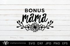 Mother's Day SVG Bundle | Mom Quotes Shirt Bundle Product Image 7