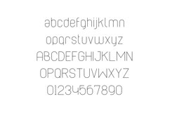 Cabo Rounded Font Family Product Image 5