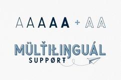 Glaschu Sans Serif Font Family Product Image 3