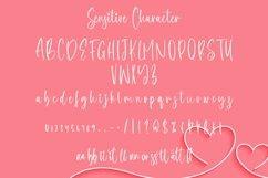 Web Font Sensitive - Beautiful Handwritten Font Product Image 3