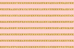Gold Glitter Decorative Overlays Product Image 2