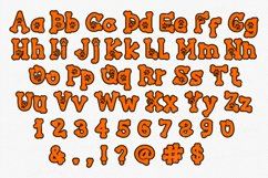 Lucky Paw Font | Pet Paw Font | bones and paw Letters Product Image 5