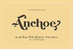 Anchoe Serif Product Image 1