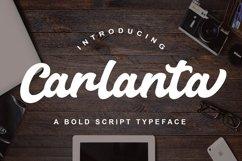 Carlanta Bold Script Product Image 1