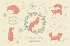 Foxy Woodland Valentine Collection Product Image 2