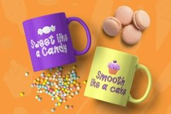 Web Font Sweet Qameella Font Product Image 4