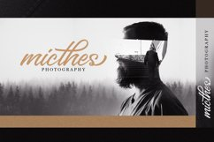 Web Font Ghiocity and Dhisthes Font Script Product Image 3