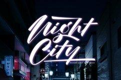 Night City - modern script Product Image 1