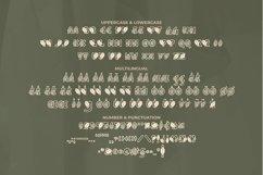Web Font Black Rose Product Image 2