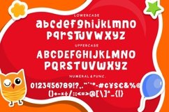 Little Queen Fun Children Typeface Product Image 4