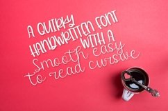 Web Font Twirly Font Duo - A Fun Hand Lettered Script & Prin Product Image 3