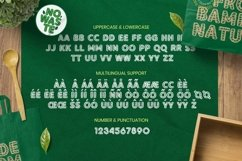 Oceane Font Product Image 6