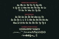 Web Font Dead Habbit Font Product Image 2