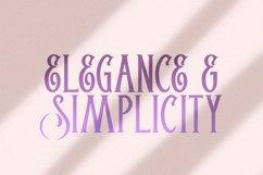 Agendra Serif Font Product Image 4
