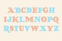Kombi Spirit - Funky Groovy Serif Product Image 5