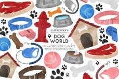 Dog Owner Cliparts Product Image 1
