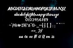 Garotte    scary graffiti font Product Image 2