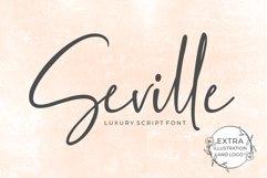 Seville Script Fonts Product Image 1