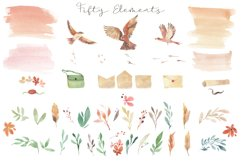 Bird Post - Watercolor Collection Product Image 2
