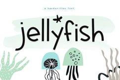 Jellyfish - A Fun Handwritten Font Product Image 1