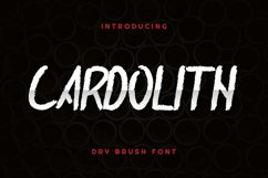 Cardolith Product Image 1