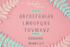 Babyla | 2 Font Product Image 6
