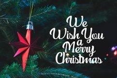 Web Font Christmas Shine Product Image 2