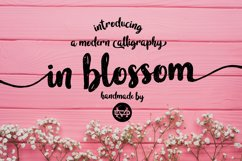 In blossom Product Image 1